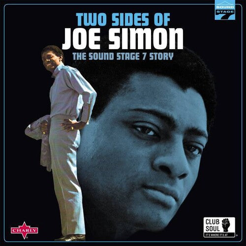 Two Sides of Joe Simon