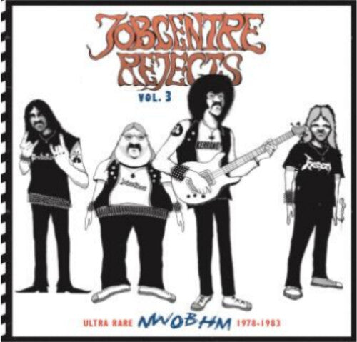 Jobcentre Rejects Vol. 3 - Ultra Rare Nwobhm 1978-