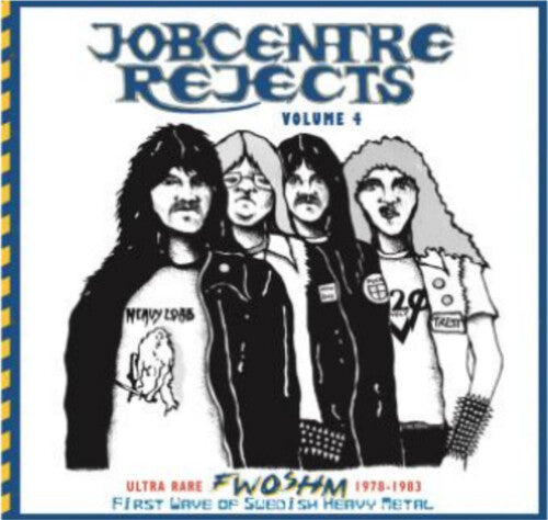 Jobcentre Rejects Vol. 4 - Ultra Rare Fwoshm 1978-