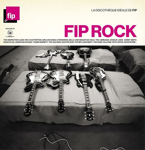 La Discotheque Ideale De Fip: Rock / Various