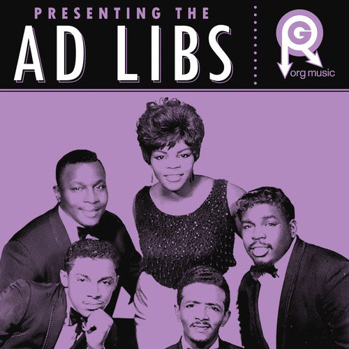 Presenting... the Ad Libs