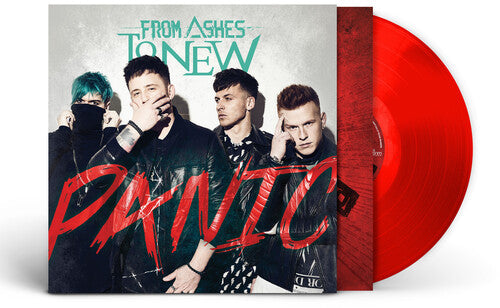 Panic (Red Translucent Vinyl)