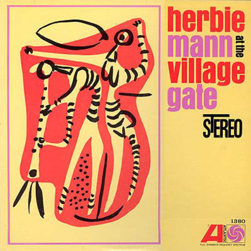 Herbie Mann At the Village Gate