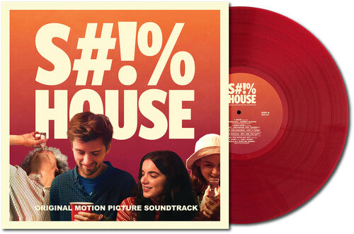 Shithouse / O.S.T. (Red Limited Edition)