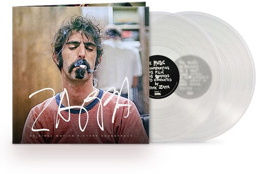Zappa/O.S.T. (Clear Limited Edition)