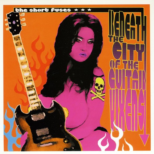 Beneath the City of the Guitar Vixens / Here Come