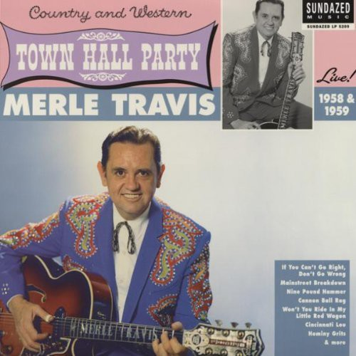 Live At Town Hall Party 1958 & 1959