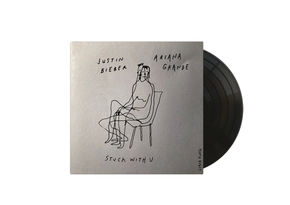 Stuck With U Alternate Cover Seated 7""