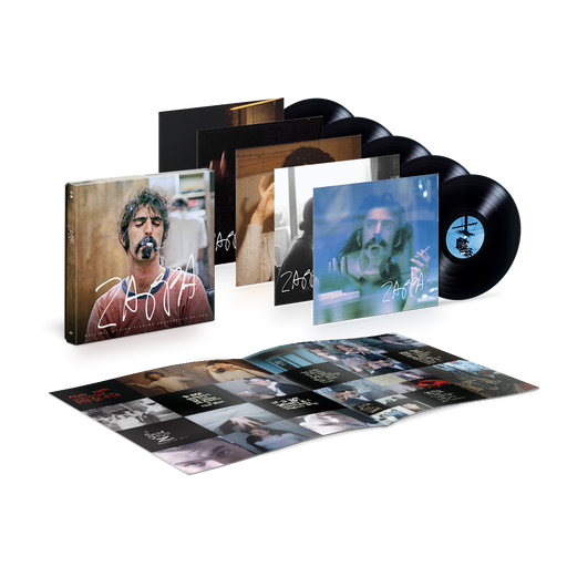 Zappa Original Motion Picture Soundtrack Box Set