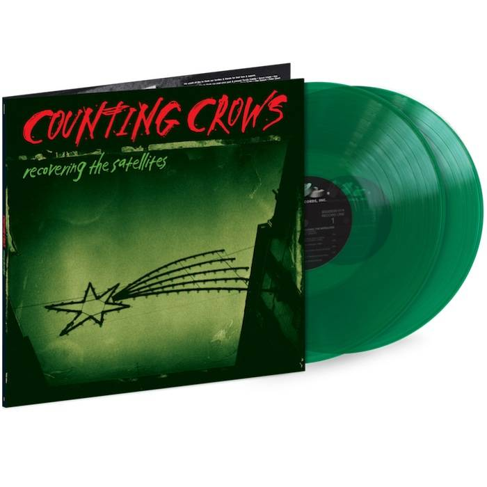 Counting Crows - Recovering The Satellites (LIMITED EDITION)