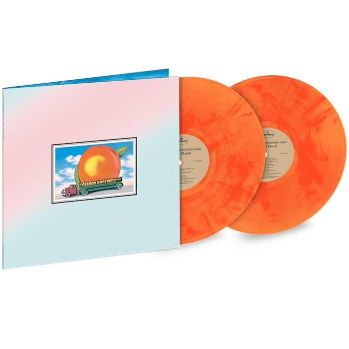 Allman Brothers Band - Eat a Peach (LIMITED EDITION)