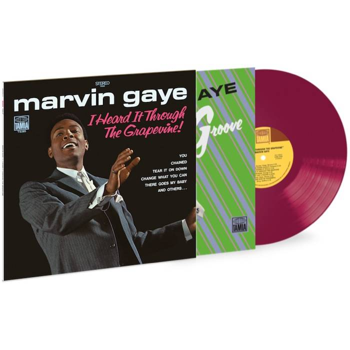 Marvin Gaye - I Heard It Through the Grapevine (LIMITED EDITION)