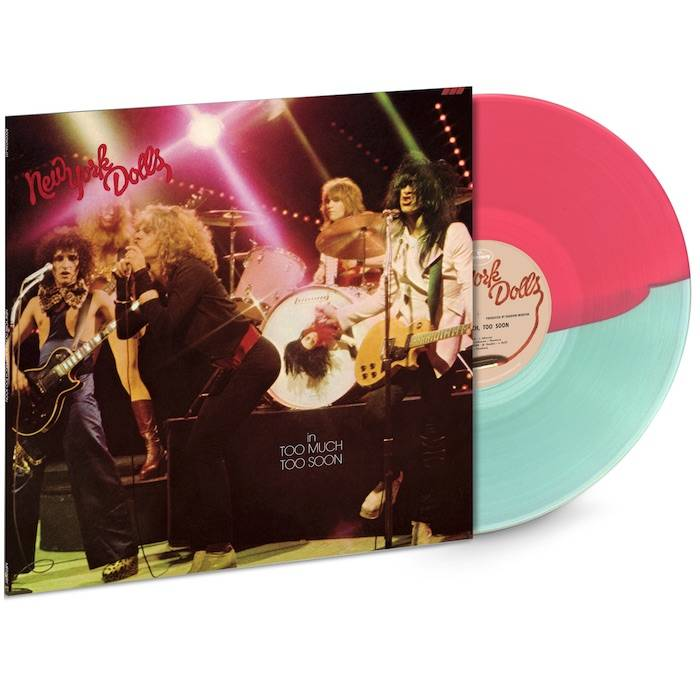New York Dolls - Too Much, Too Soon (LIMITED EDITION)