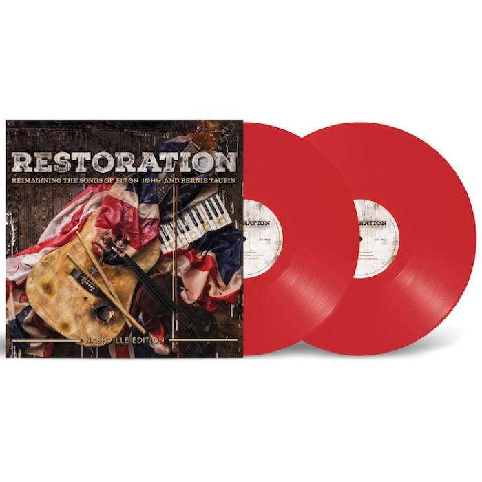 Various Artists - Restoration: Reimagining The Songs Of Elton John & Bernie Taupin (LIMITED EDITION)