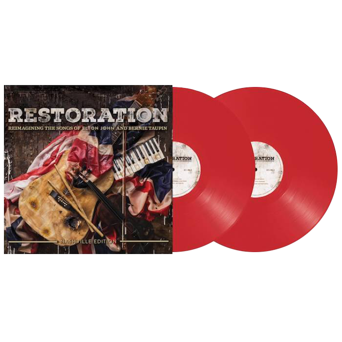 Restoration: Reimagining the Songs of Elton John & Bernie Taupin (Red Limited Edition)