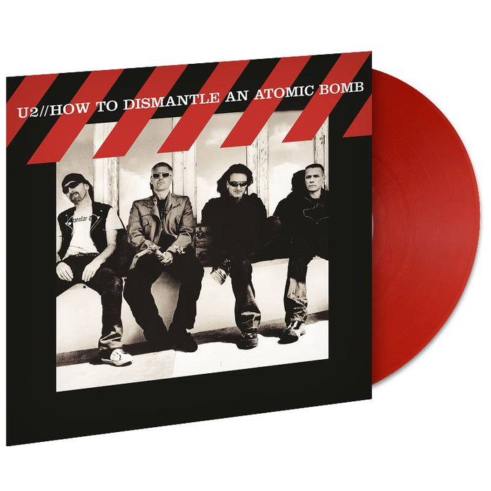 U2 - How To Dismantle an Atomic Bomb (LIMITED EDITION)