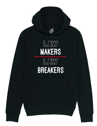 LAW MAKERS LAW BREAKERS TRACKSUIT