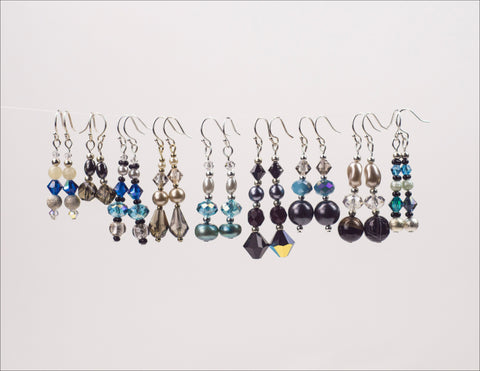 Winter Earrings