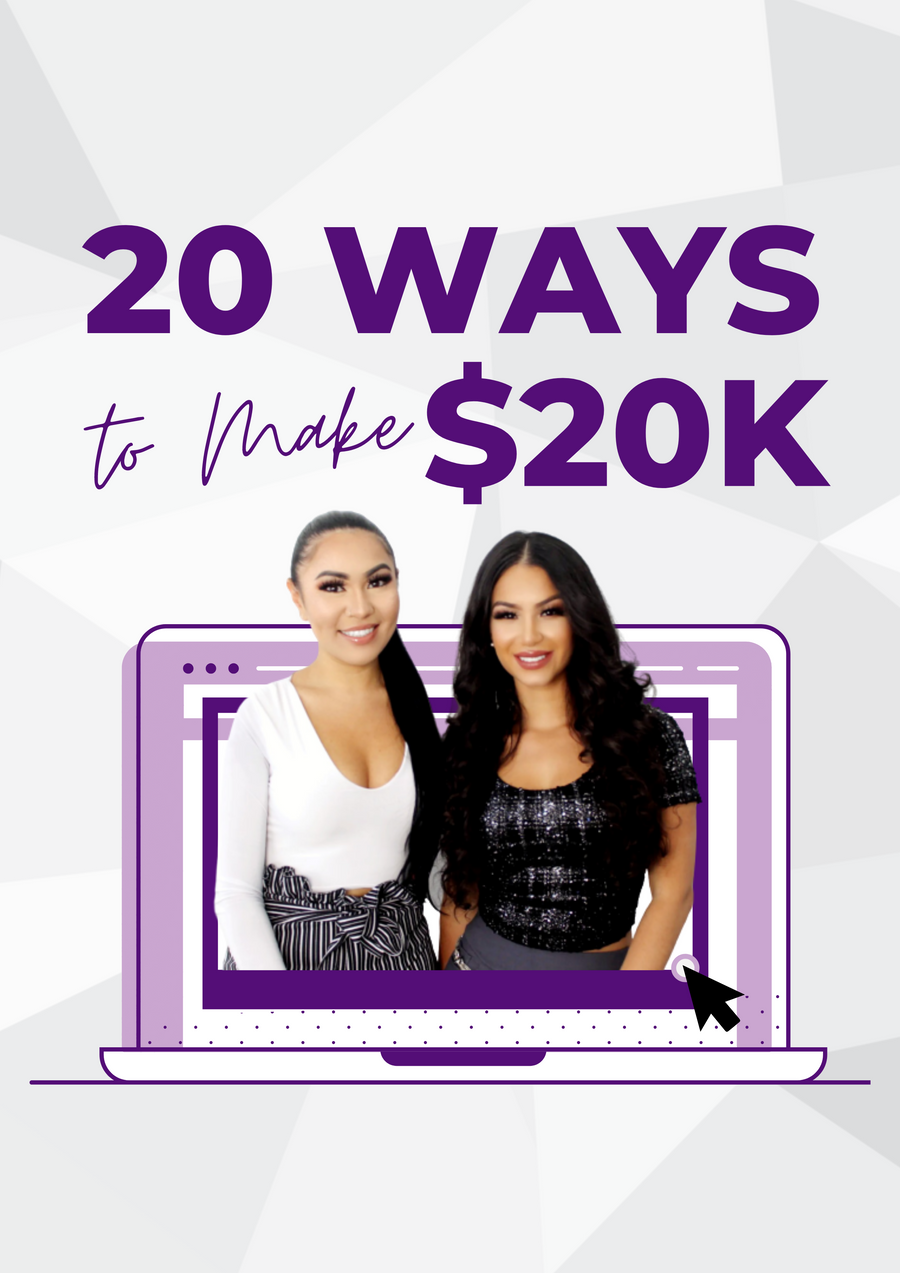 20 WAYS TO MAKE $20K