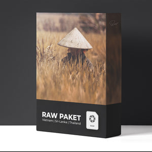 [ASIEN] Travel RAW Paket