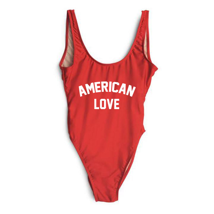 AMERICAN LOVE [SWIMSUIT]