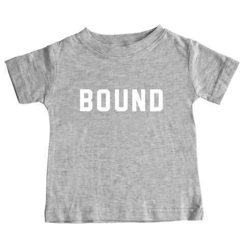 BOUND [TODDLER TEE]