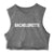 BACHELORETTE  [CROP MUSCLE TANK]