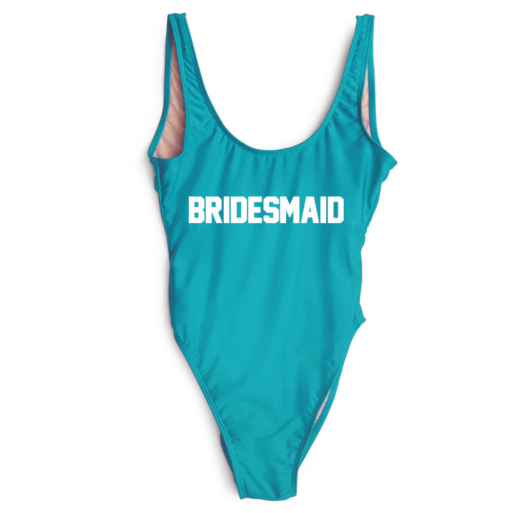 BRIDESMAID [SWIMSUIT]