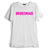 BRIDESMAID // PINK TEXT [TEE]
