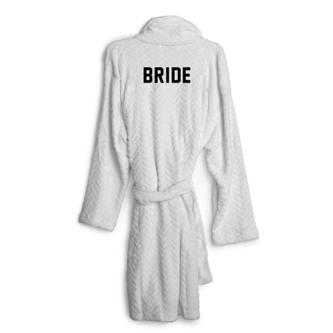 BRIDE [EMBROIDERED ROBE]