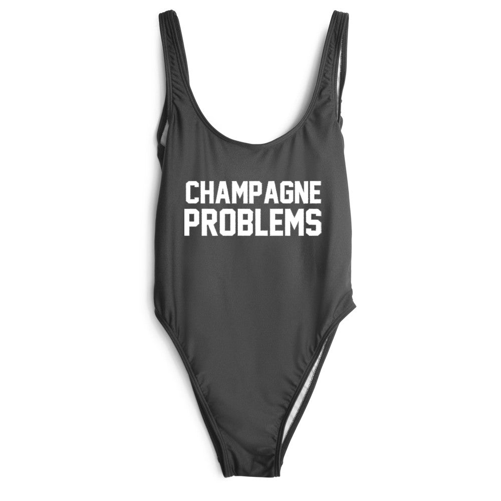 CHAMPAGNE PROBLEMS [SWIMSUIT]
