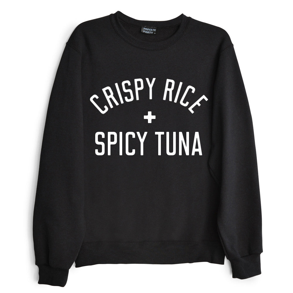CRISPY RICE + SPICY TUNA