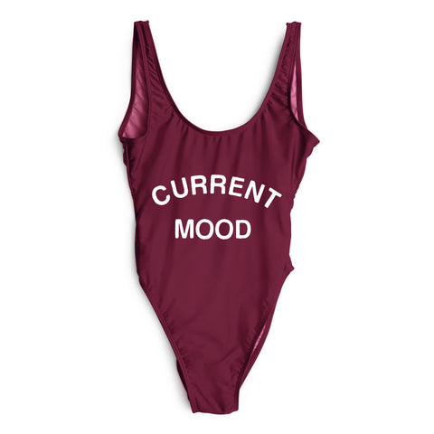 CURRENT MOOD [SWIMSUIT]