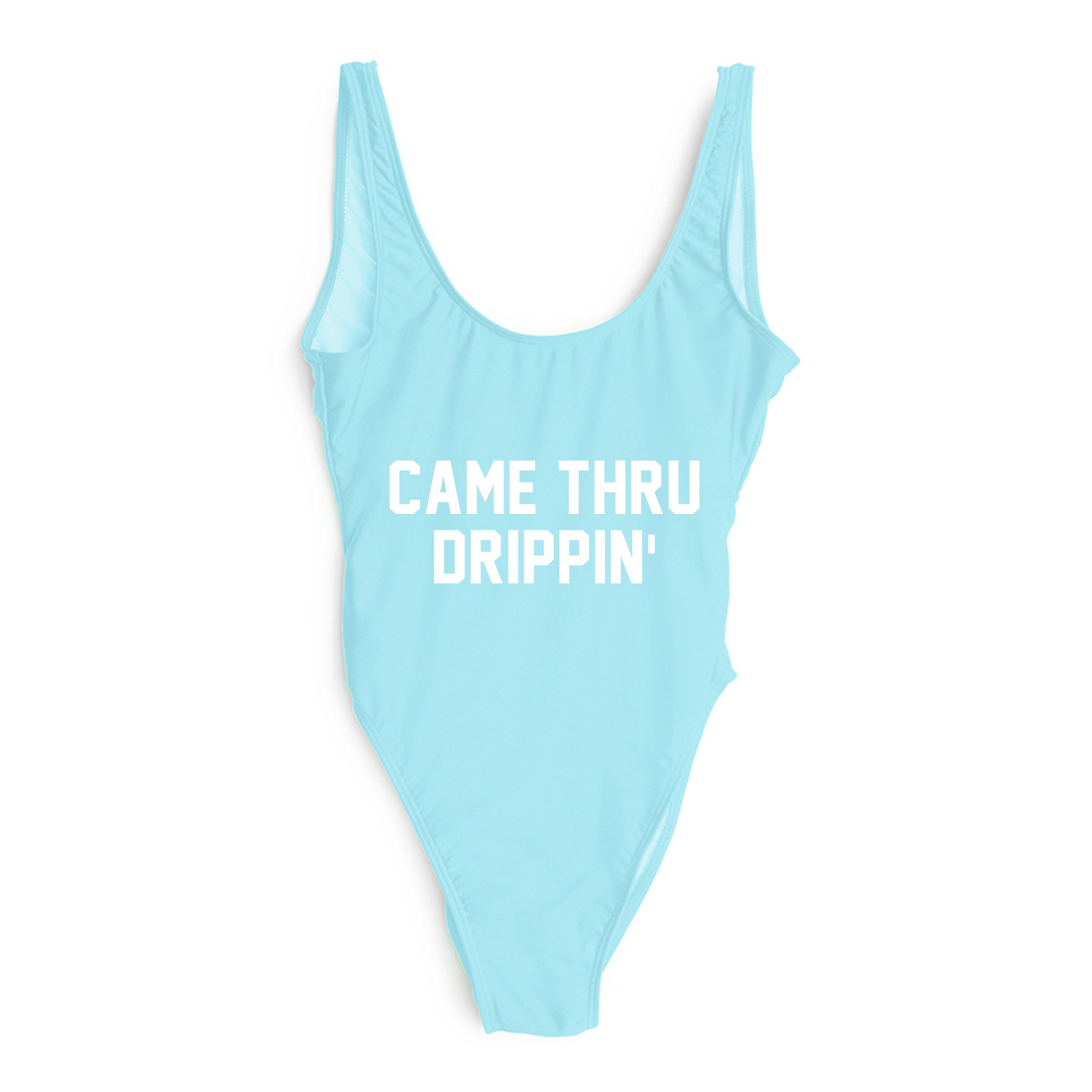 CAME THRU DRIPPIN' [SWIMSUIT]
