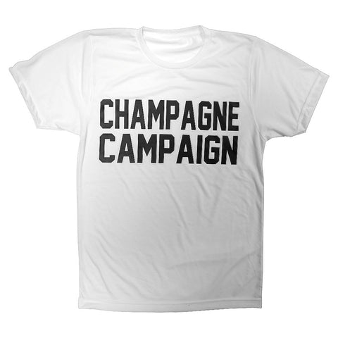 CHAMPAGNE CAMPAIGN [TEE]
