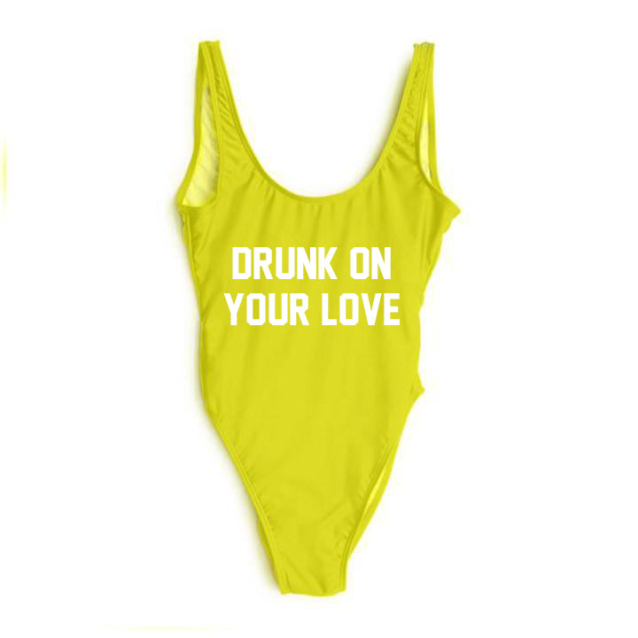 DRUNK ON YOUR LOVE [SWIMSUIT]