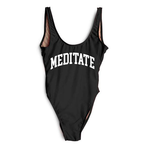 MEDITATE [SWIMSUIT]