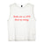 NUDES ARE SO 2019. SEND ME MONEY. [WOMEN'S MUSCLE TANK]