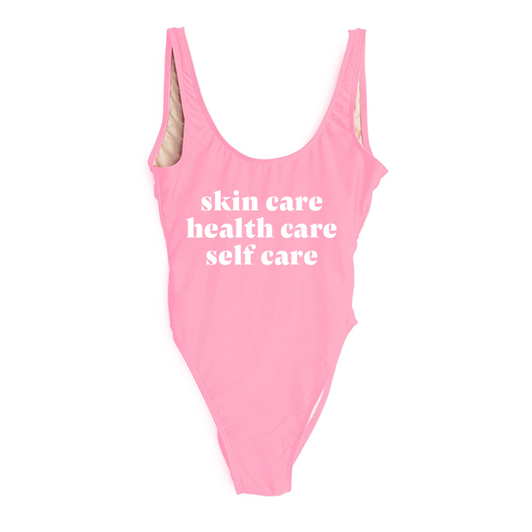 SKIN CARE HEALTH CARE SELF CARE[SWIMSUIT]