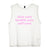 SKIN CARE HEALTH CARE SELF CARE [WOMEN'S MUSCLE TANK]