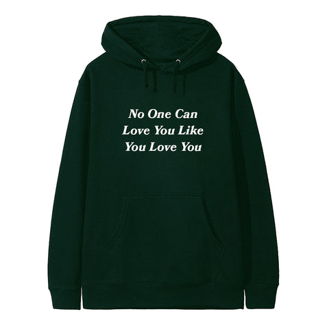 NO ONE CAN LOVE YOU LIKE YOU LOVE YOU [HOODIE]