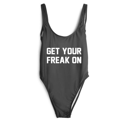 GET YOUR FREAK ON [SWIMSUIT]