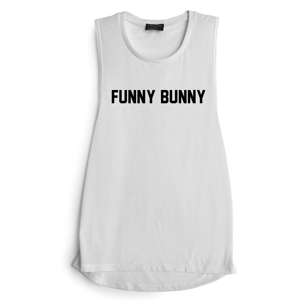 FUNNY BUNNY [MUSCLE TANK // OPI X PRIVATE PARTY EXCLUSIVE]
