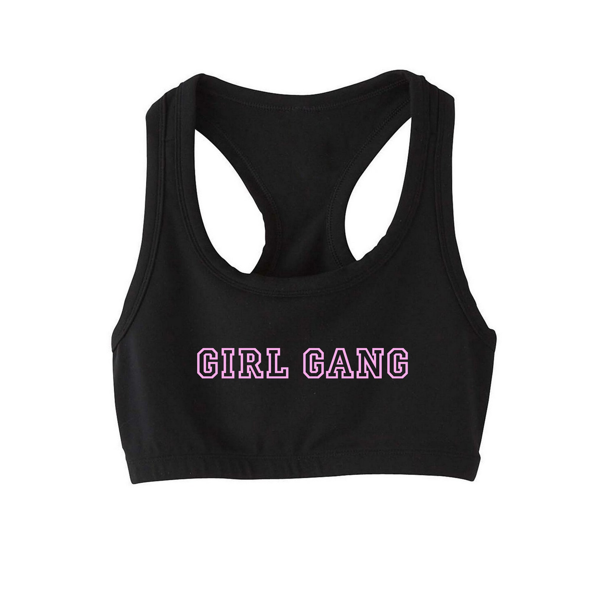 GIRL GANG [SPORTS BRA]