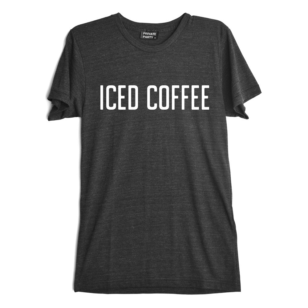 ICED COFFEE [TEE]