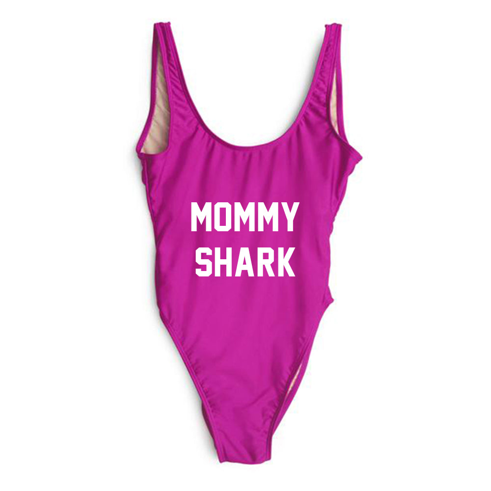 MOMMY SHARK [SWIMSUIT]