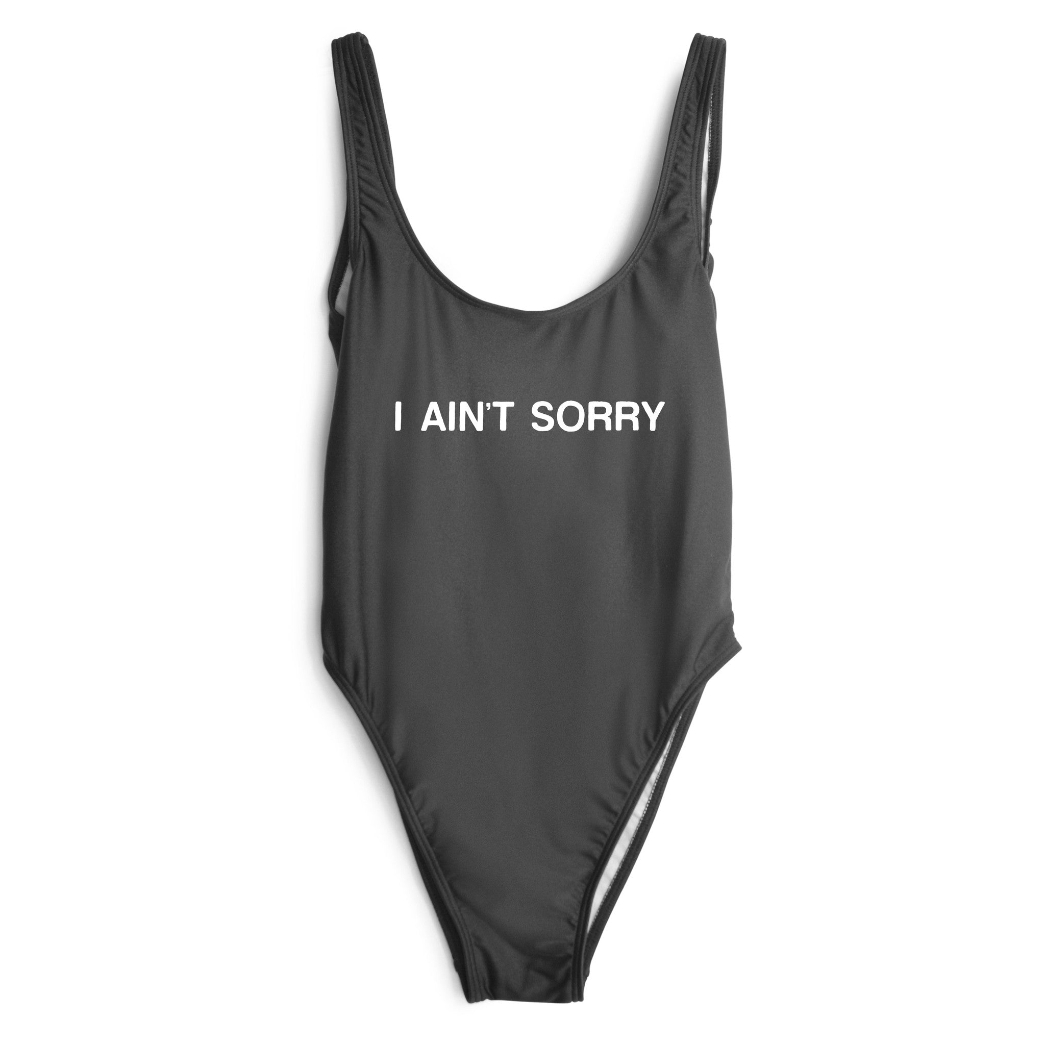 I AIN'T SORRY [SWIMSUIT]
