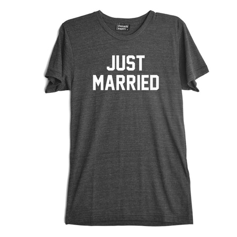 JUST MARRIED [TEE]