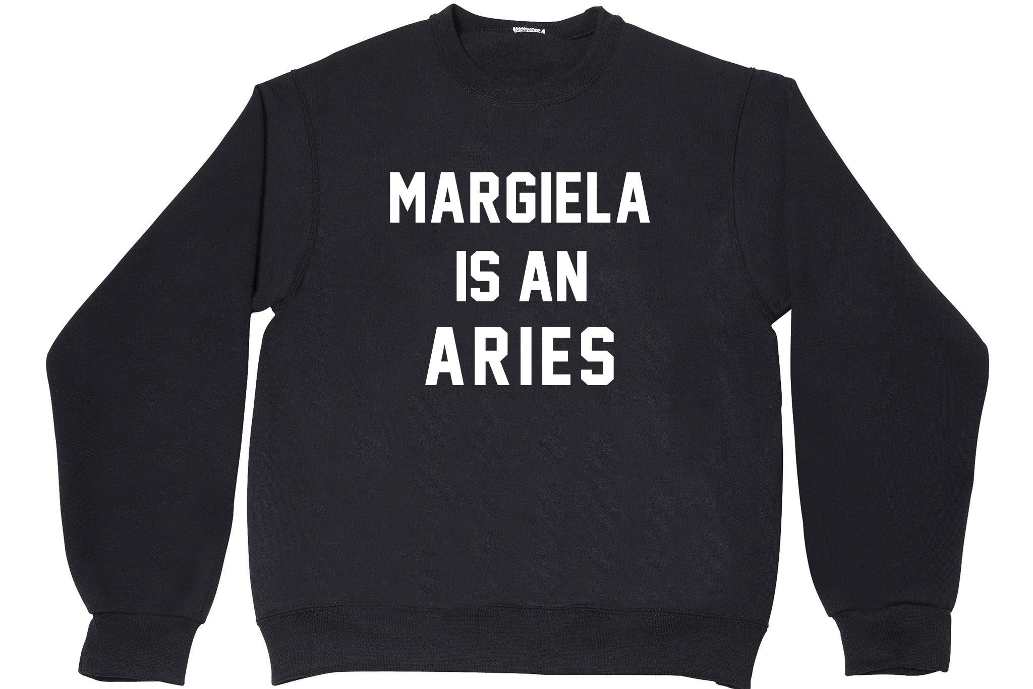 MARGIELA IS AN ARIES