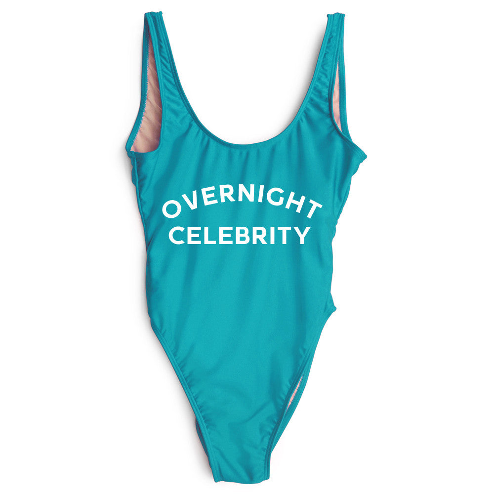 OVERNIGHT CELEBRITY [SWIMSUIT]